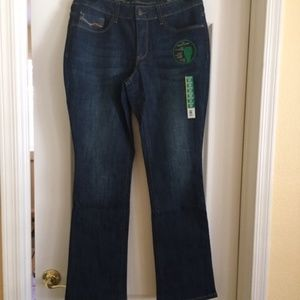 Woman's Faded Glory stretch Jeans